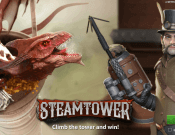 Steam Tower touch