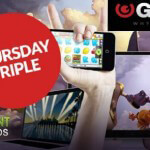 Speel de Thursday Triple video slot Steam Tower™ bij Guts Casino