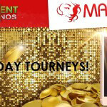 Win Tuesday Tourneys! cash prijzen bij Maria Casino