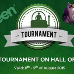 €2000 Tournament of the Gods bij Mr Green dit weekend