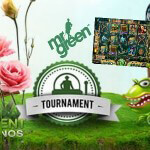 Mr Green's Gonzo's Quest™ & Ghost Pirates™ weekend slot toernooi
