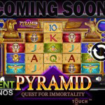 NetEnt kondigt Pyramid: Quest for Immortality Touch® aan
