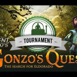 Weekend slot toernooi Gonzo's Quest™ slot bij Mr Green Casino
