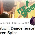Royale NYE Free Spins promo bij Mr Green