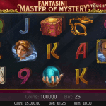 Fantasini: Master of Mystery™ Touch® (EOL)