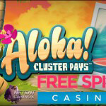 Free Spins Casino lanceert Aloha! Cluster Pays™ video slot