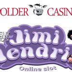 Polder Casino viert Jimi Hendrix™ launch met gratis spins give away