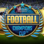 NetEnt lanceert Football: Champions Cup™ video slot
