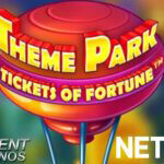 Theme Park: Tickets of Fortune™ video slot nu al te vinden bij Klaver Casino