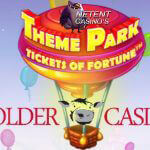 Tot 50 free spins bij Polder Casino's Theme Park: Tickets of Fortune™ launch