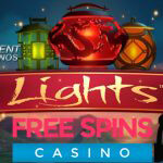 NetEnt Casino geeft 120 Free Spins weg voor Lights™ video slot