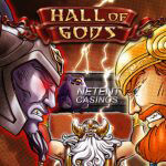 Hall of Gods™ Mega Jackpot hoogste online casino jackpot in de industrie