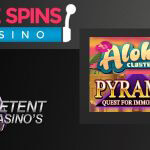Thursday Free Spins op Aloha™ of Pyramid™ bij Free Spins Casino