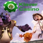 Ga de Jack and the Beanstalk Challenge aan en win €250 bij Klaver Casino