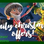 Week twee van de 20 Daily Christmas Offers bij Klaver Casino