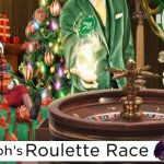 Rudolph's derde €30.000 Roulette Race bij Mr Green