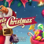 Kom in de traditionele kerstsfeer met de Secrets of Christmas™ video slot
