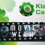 Na Rock Week nu Movie Week bij Klaver Casino