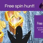 YakoCasino lanceert weekend free spin hunts in 2017
