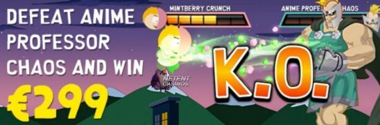 video-slot challenge-South-Park-Reel-Chaos