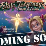 NetEnt kondigt de Fairytale Legends: Hansel and Gretel™ video slot aan