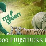 €10,000 Jungle Spirit: Call of the Wild™ Prijstrekking bij Mr Green Casino