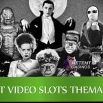 NetEnt video slots themagids: Universal Monsters™ video slots