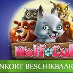 NetEnt kondigt Wolf Cub™ video slot aan