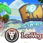LeoVegas viert exclusieve lancering Finn and the Swirly Spin™ video slot met €200k Giveaway!!