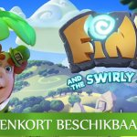 Finn and the Swirly Spin™ video slot officieel aangekondigd door NetEnt