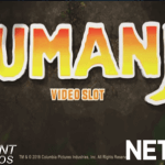 NetEnt kondigt Jumanji™ video slot aan