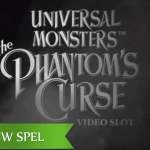 The Universal Monsters The Phantom's Curse™ video slot nu te spelen bij de NetEnt Casino's.