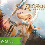 NetEnt lanceert 100 winlijnen tellende Archangels: Salvation™ video slot