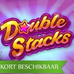 NetEnt kondigt Double Stacks™ video slot aan met 4 maximale uitbetalingen
