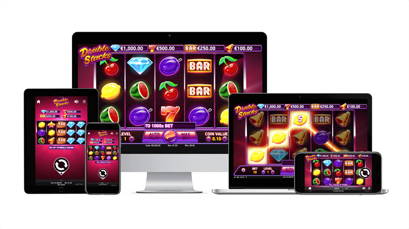 Double-Stacks™ video slot