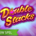 Double Stacks™ video slot brengt modern-klassiek spel naar de NetEnt Casino's