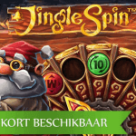 Jingle all the way met NetEnt's aankomende Jingle Spin™ video slot