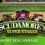NetEnt kondigt de Scudamore's Super Stakes™ video slot officieel aan