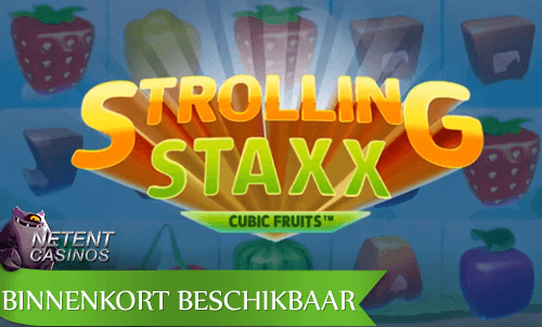 Strolling Staxx: Cubic Fruits™
