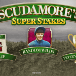 Paardengek, of niet, de Scudamore's Super Stakes™ video slot zal iedereen aanspreken