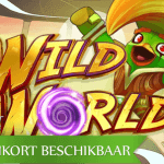 Superhelden in aantocht bij de NetEnt Casino's met Wild Worlds ™ video slot