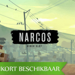 NetEnt's Narcos™ video slot preview video nu beschikbaar