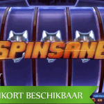 Aankomende Spinsane™ video slot belooft de ultieme video slot ervaring