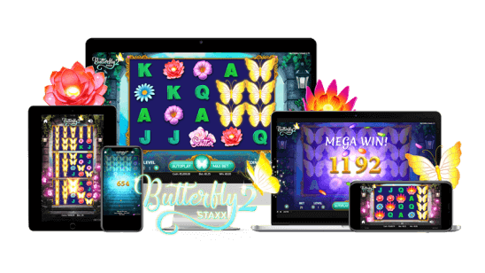 Butterfly Staxx 2 video slot