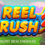 NetEnt kondigt Reel Rush 2™ video slot aan met Re-Spins, Free Spins en Super Free Spins