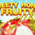 Sweety Honey Fruity™ is NetEnt's tweede video slot voor de Aziatische markt