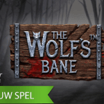 NetEnt's nieuwe The Wolf's Bane™ slot video is vervloekt maar een must-play