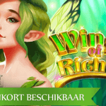 Magie hangt in de lucht met de aankomende Wings of Riches™ video slot