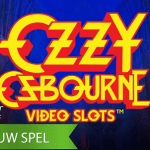 NetEnt Rocks™ video slot serie uitgebreid met de Ozzy Osbourne™ online slot