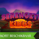 De koning van de jungle keert terug in de aankomende Serengeti Kings™ video slot